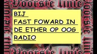 de VL te gast bij OOG RADIO (groningen) bij Fast Forward RADIO dus