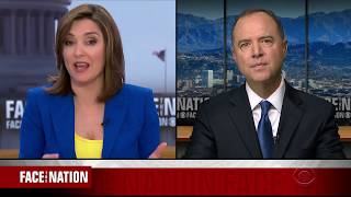 Rep. Schiff on CBS Face the Nation: We Want to Bring Mueller Report to Life