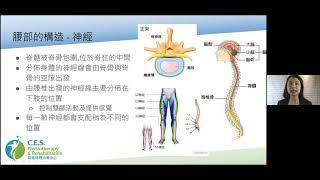 Abundant Life Institute Talk 解開腰酸背痛之謎 Aug 15