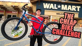 THE CHEAP BIKE CHALLENGE - WHISTLER BIKE PARK