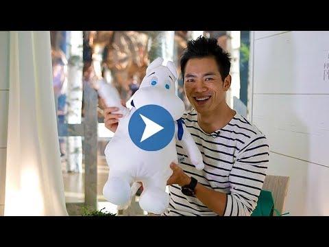 RYAN ZHU IS LIVING AT HELSINKI AIRPORT
