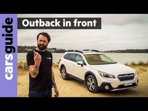 Subaru Outback 2020 Review: 2.5i Premium