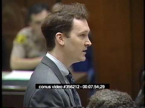 OJ Simpson Trial - April 25th, 1995 - Part 1
