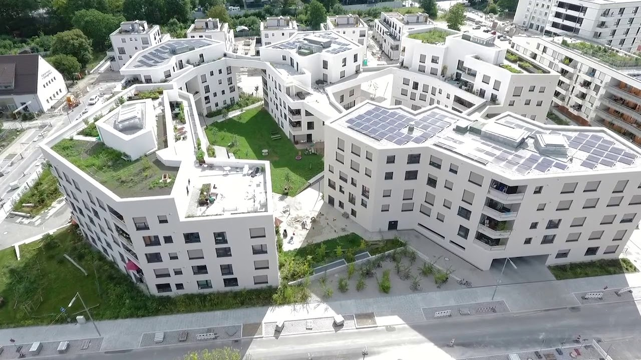 Landschaftsarchitektur München auszeichnung landschaftsarchitektur preis 2017 wagnisart münchen