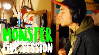 "『""MONSTER"" Live Session』- Voli's Homemade Music #003"