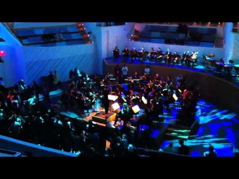 New World Symphony making history