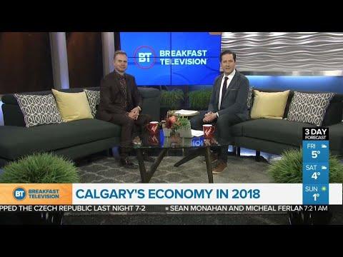 Calgary's Economy in 2018