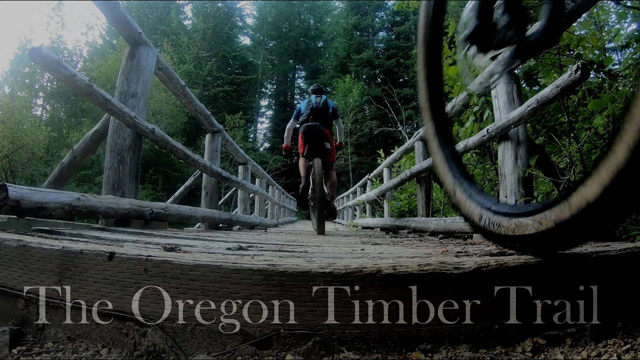 Bikepacking the Oregon Timber Trail with Ben Handrich