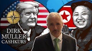 Dirk Müller - China wird die Bromance zwischen Kim & Trump nicht dulden