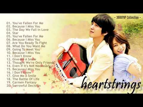 Full Album Heartstrings OST Jung Yong Hwa - Park Shin Hye Full Special