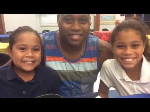 Orange Ridge-Bullock Elementary School celebrates Dads Day - Bradenton Herald - Bradenton.com