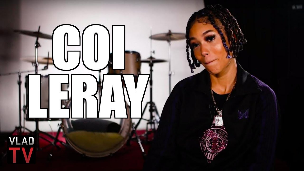 "Coi Leray on Being Benzino's Daughter, Dad Give Her a Jeep She ""Lost"" (Part 1)"