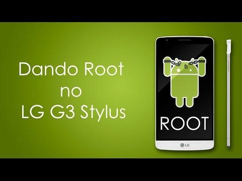 Como dar ROOT no LG G3 Stylus D690n 2015
