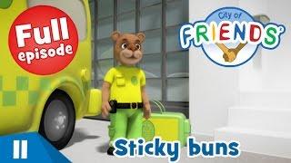 Sticky buns - City of Friends - Ep11