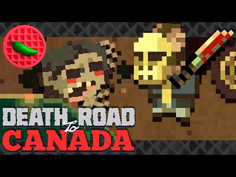 MEETING MASON MOORHEES! -- Let's Play Death Road to Canada (Local Co-op)(Steam PC Gameplay)