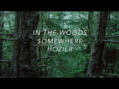 Hozier // In The Woods Somewhere (Lyrics)