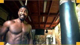 Michael Jai White Training -  Striking with Maximum Power Lesson