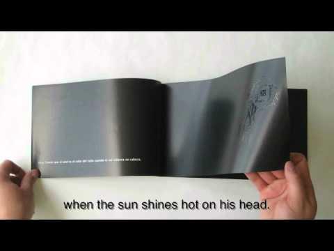 The Black Book of Colors/El Libro Negro de los Colores. - YouTube