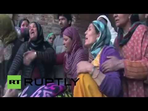 India: Forces shoot and kill teenager during separatist protest