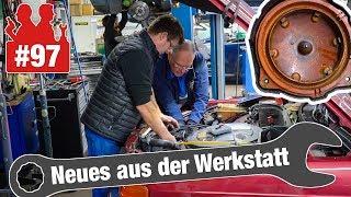 Neue Zündfunken für alten Mercedes-Benz W126 300 SE | R-Klasse mit Airbag-Kabelstrang-Problemen