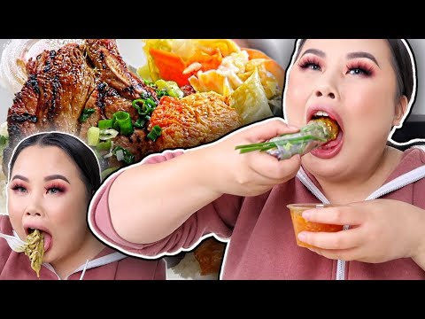 DON'T TURN ON VOLUME, YOU'LL BE HUNGRY!!! :'( Pho Time restaurant serves all of dishes in this video