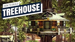 Ark: How To Build A Treehouse | Homestead Edition