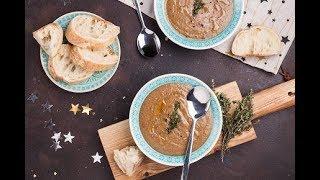 [FR] Velouté de Champignons / Mushrooms Soup - CookingWithAlia - Episode 660