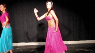 Dance Performance Bindiya Chamke Choori Khanke