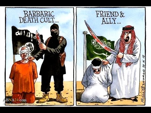 Saudi Arabia Wants To Sue You For Comparing Them To ISIS