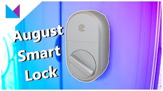 Gambar cover August Smart Lock Review