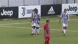 Campionato Under17, gli highlights di Juventus-Cremonese 3-2 (Petre...