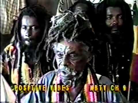 1997 International Rastafari Gathering in Guyana. Part 1