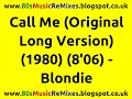 watch he video of Call Me (Original Long Version) - Blondie | Giorgio Moroder | 80s Club Music | 80s Pop Music Hits