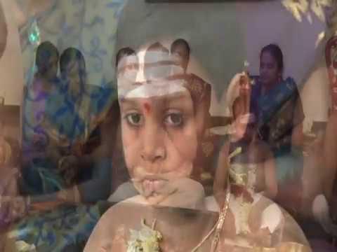 Upanayana Brahmopadesam -A Journey to Life