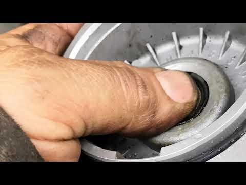 ремонт главного тормозного крана  Мерседес Атего
