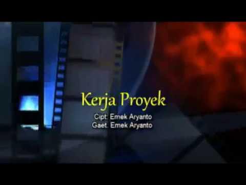 KERJA PROYEK.   Emek Aryanto
