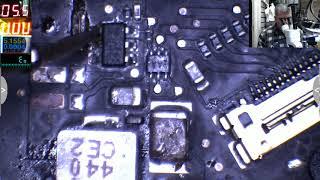 MacBook Air A1466 EMC2632 no backlight, board repair