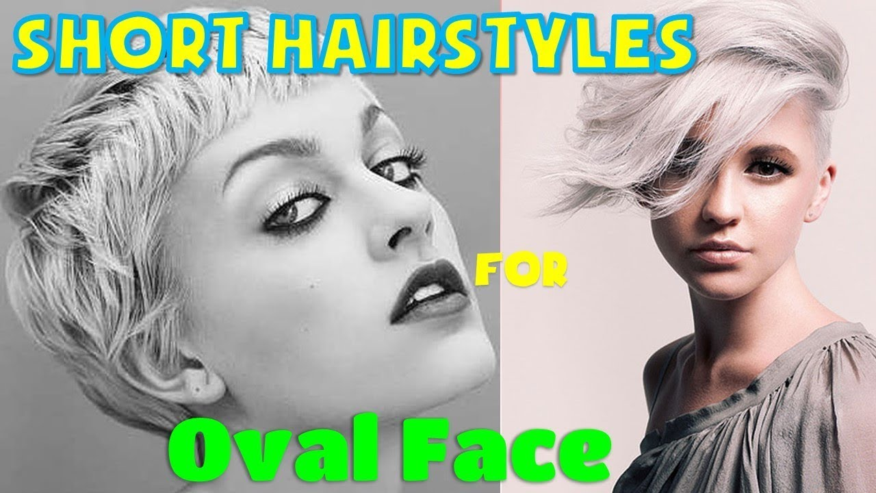 40 Best Short Hairstyles For Oval Face Women Ideas 2018 2019 Youtube
