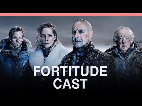 Fortitude cast 'It's Nordic noir with a British slant'