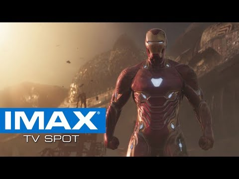 Avengers: Infinity War IMAX® Exclusive TV Spot