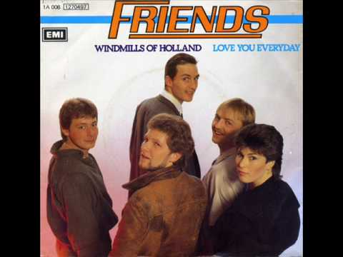 Friends - Windmills Of Holland