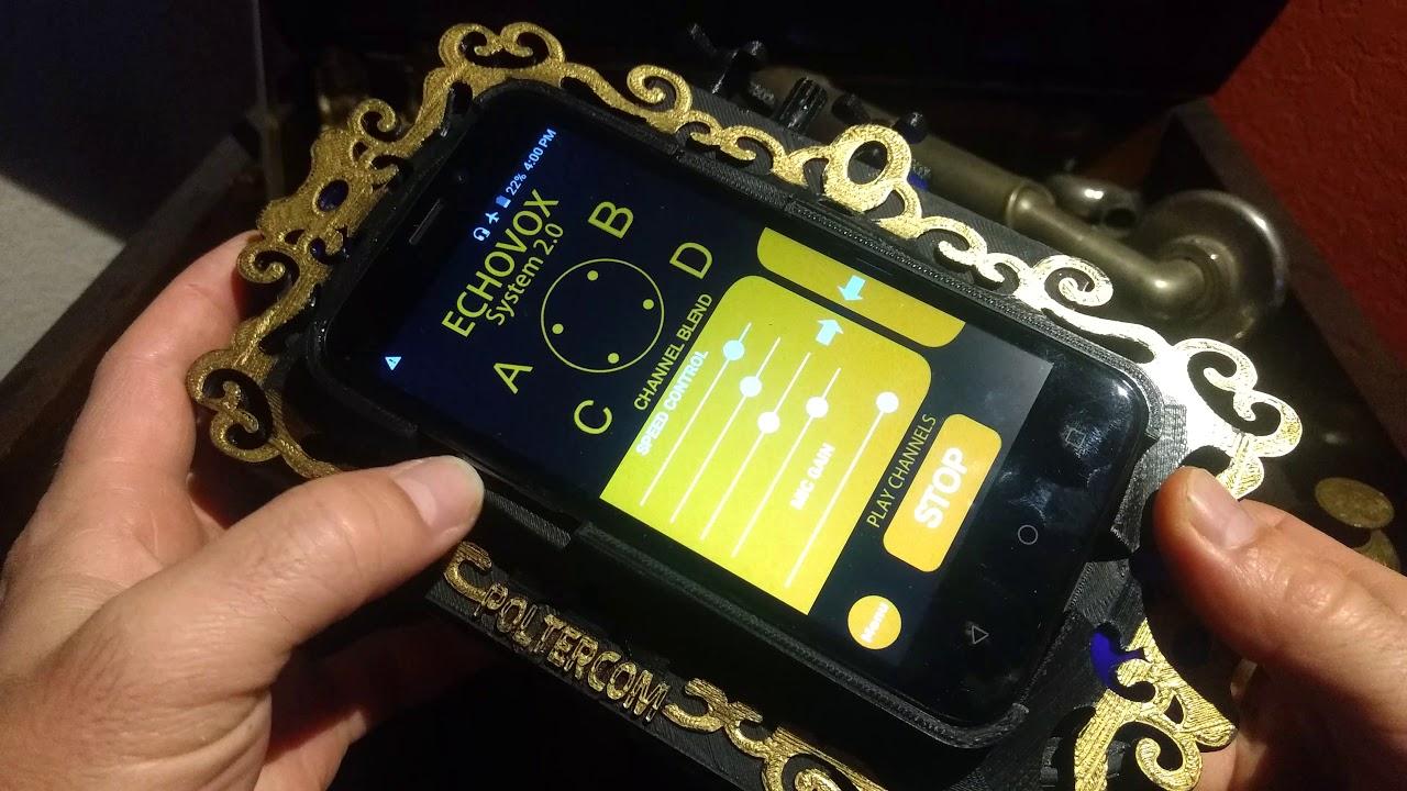 Poltercom PDA