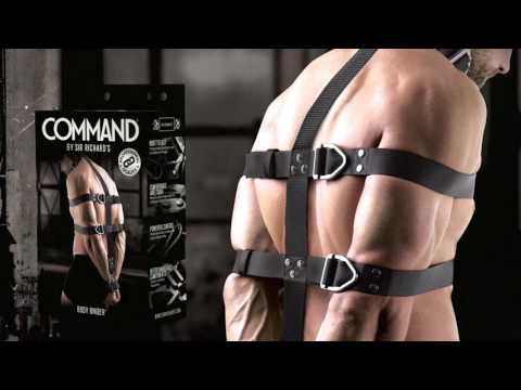 Sir Richard's  COMMAND Bondage Gear Now In Stock Williams Trading Co.