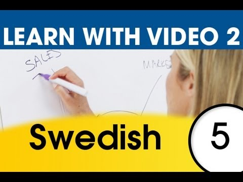 Swedish Verbs | SwedishPod101.com