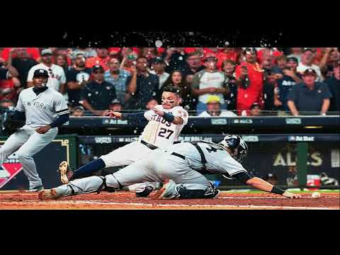 Houston Astros vs New York Yankees Highlights / Game 1 / MLB Playoffs