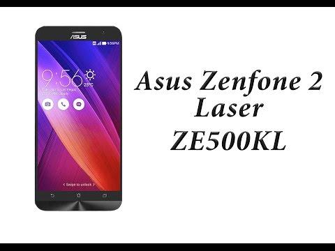 Мини обзор Asus Zenfone 2 Laser ZE500KL