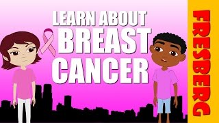 What is Breast Cancer? Breast Cancer Awareness Month for Kids (Educational Cartoon)