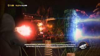 Saints Row the Third -- Genki Bowl VII -- Apocalypse Genki and Super Ethical PR Opporunity