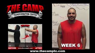 Bell Weight Loss Fitness 6 Week Challenge Results - Jose David