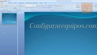 Cómo hacer presentaciones PowerPoint thumbnail